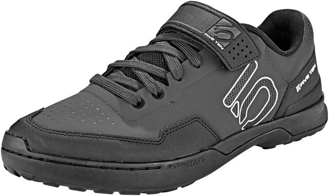 adidas Five Ten Kestrel Lace Mountain Bike Shoes Men carboncore blackclear grey